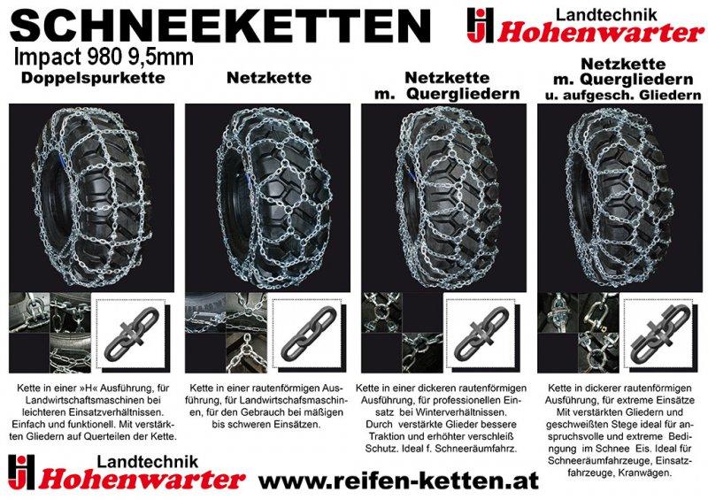 König Schneekette Impact plus 980 9,5mm