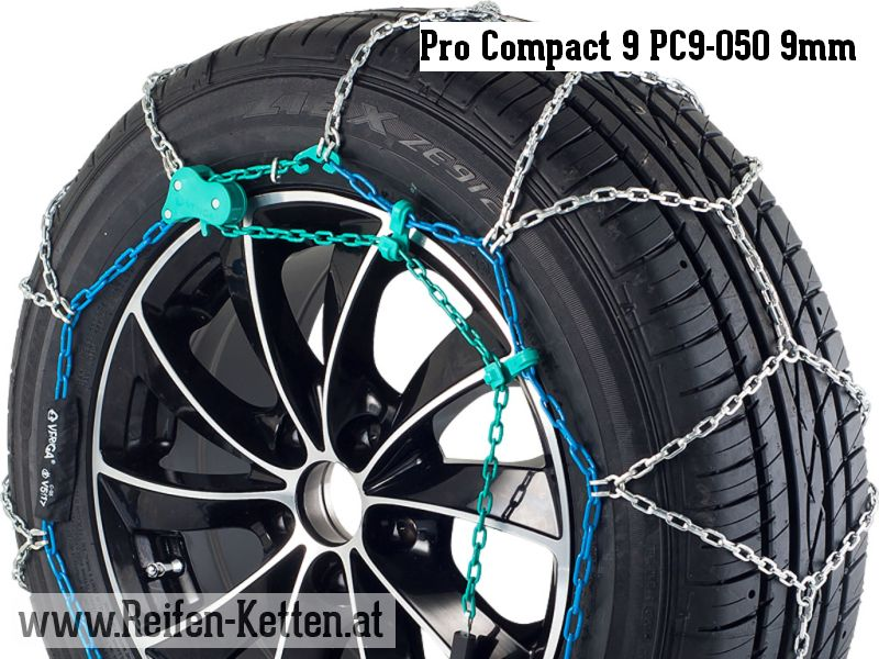 Veriga Pro Compact 9 PC9-050 9mm