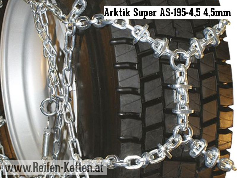Veriga Arktik Super AS-195-4,5 4,5mm