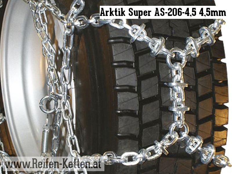 Veriga Arktik Super AS-206-4,5 4,5mm