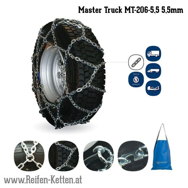 Veriga Master Truck MT-206-5,5 5,5mm