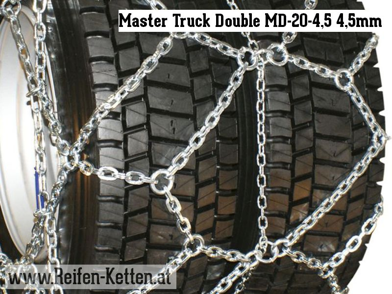 Veriga Master Truck Double MD-20-4,5 4,5mm