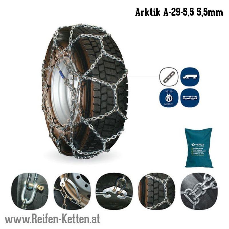 Veriga Arktik A-29-5,5 5,5mm