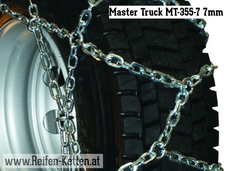 Veriga Master Truck MT-355-7 7mm