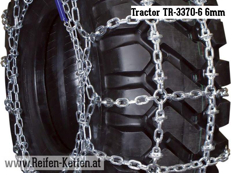 Veriga Tractor TR-3370-6 6mm