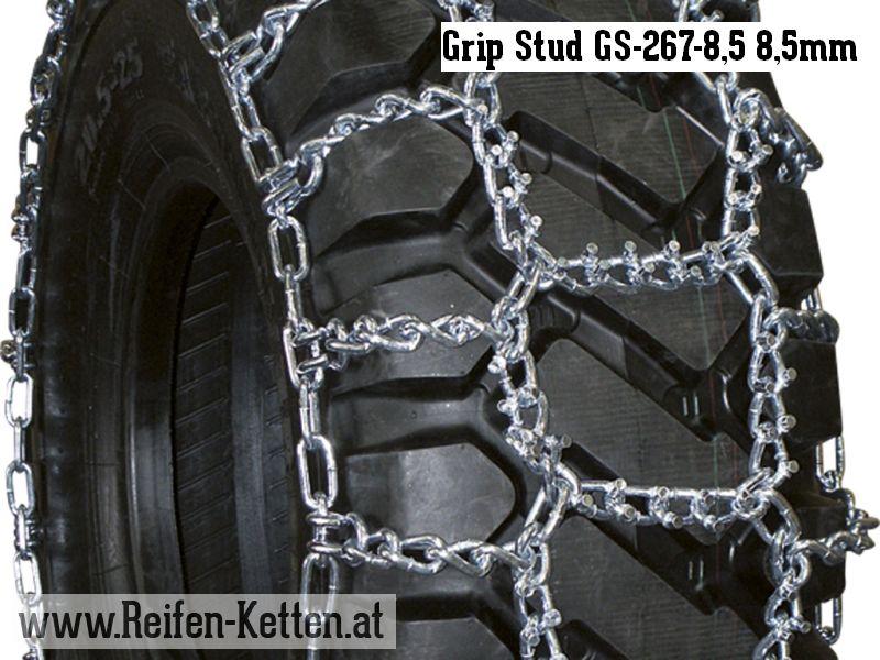 Veriga Grip Stud GS-267-8,5 8,5mm