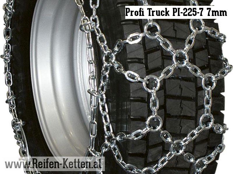 Veriga Profi Truck PI-225-7 7mm