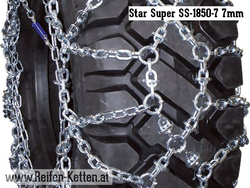 Veriga Star Super SS-1850-7 7mm