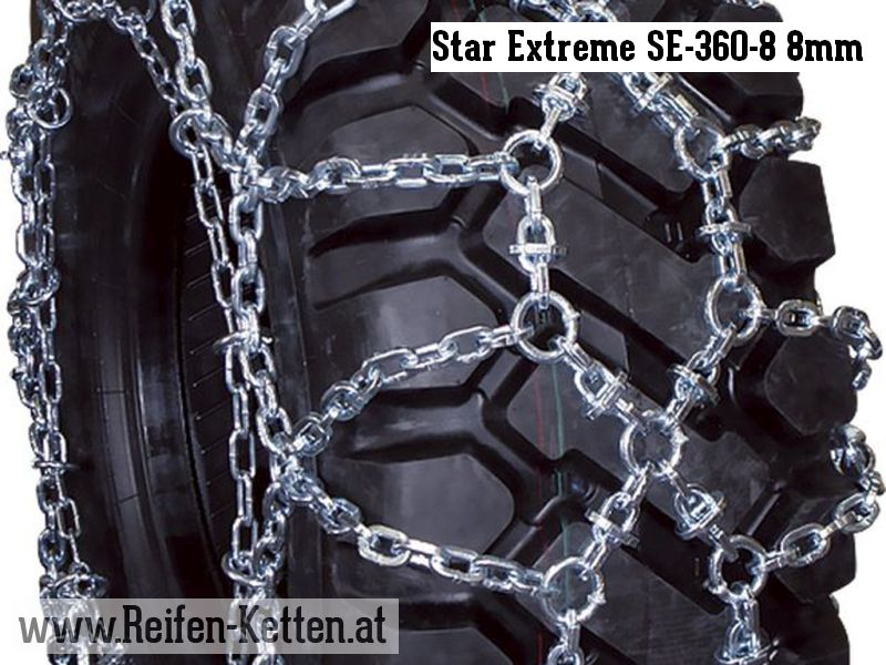 Veriga Star Extreme SE-360-8 8mm