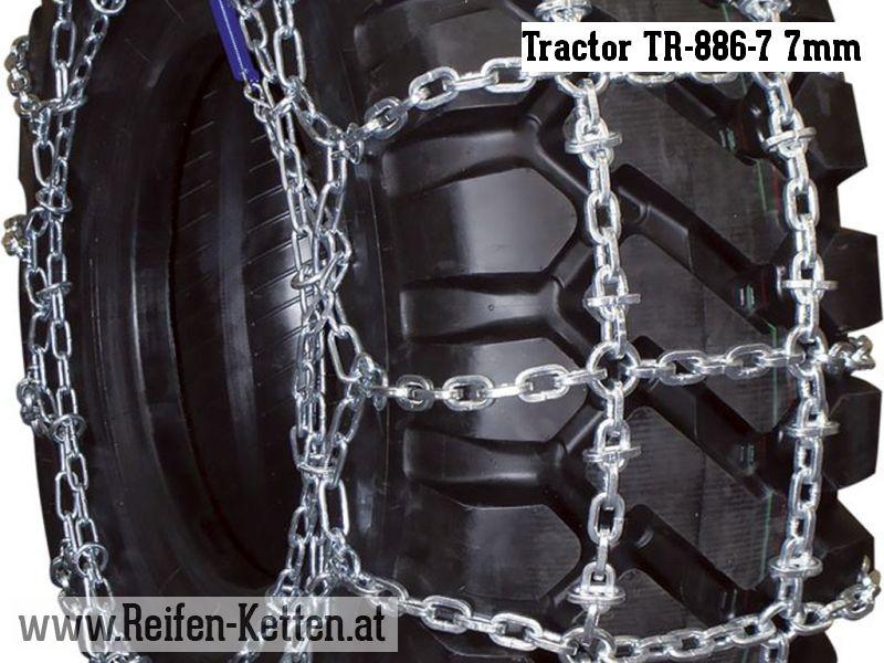Veriga Tractor TR-886-7 7mm