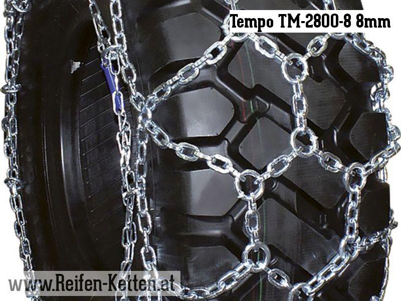 Veriga Tempo TM-2800-8 8mm