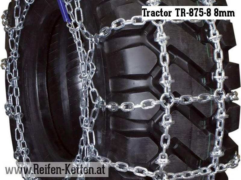 Veriga Tractor TR-875-8 8mm