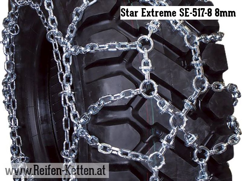 Veriga Star Extreme SE-517-8 8mm