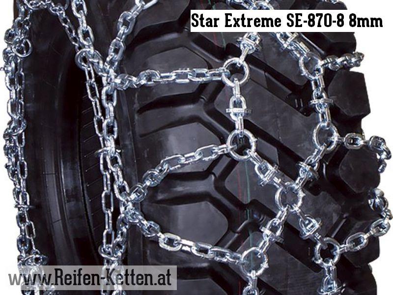 Veriga Star Extreme SE-870-8 8mm