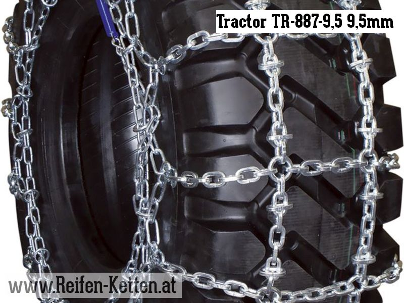Veriga Tractor TR-887-9,5 9,5mm