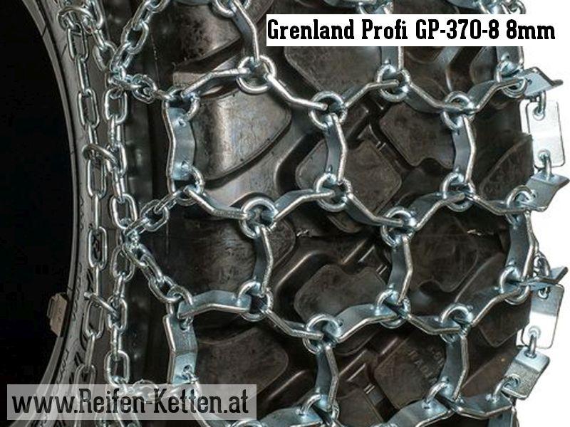 Veriga Grenland Profi GP-370-8 8mm