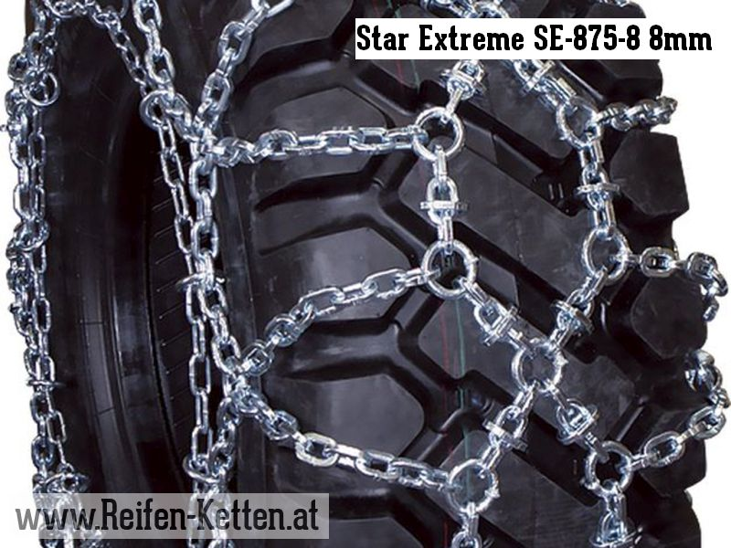 Veriga Star Extreme SE-875-8 8mm