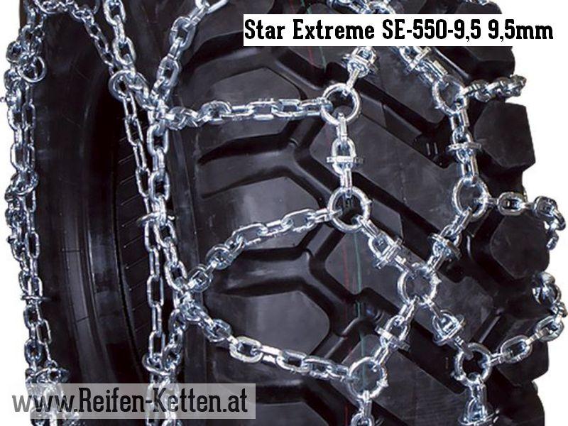 Veriga Star Extreme SE-550-9,5 9,5mm