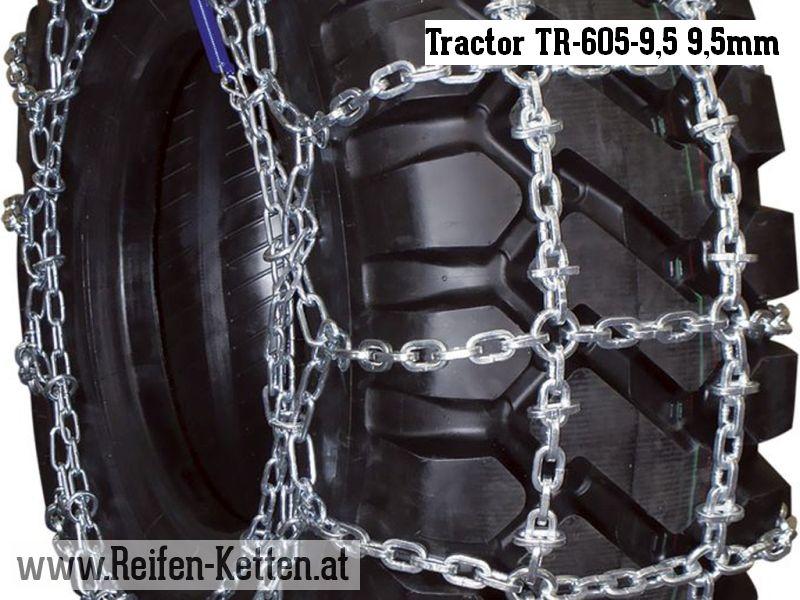 Veriga Tractor TR-605-9,5 9,5mm