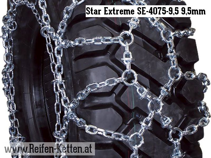 Veriga Star Extreme SE-4075-9,5 9,5mm