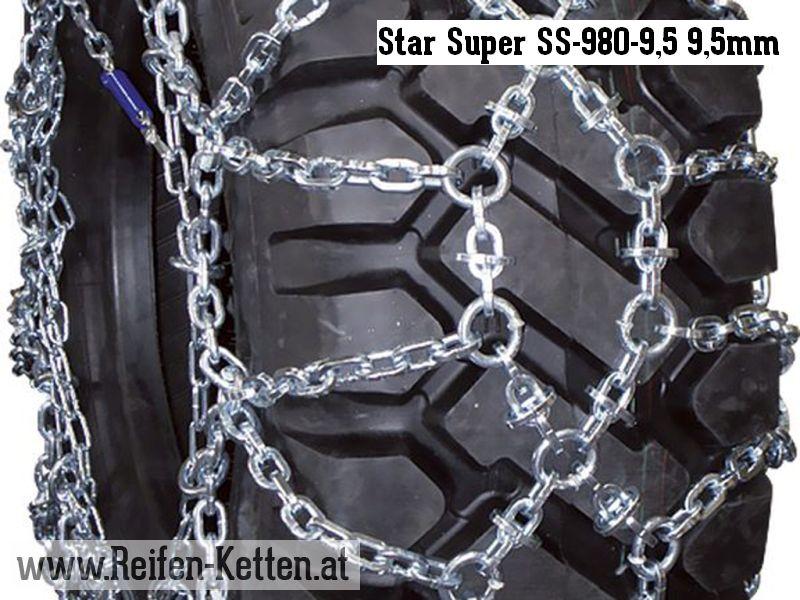 Veriga Star Super SS-980-9,5 9,5mm