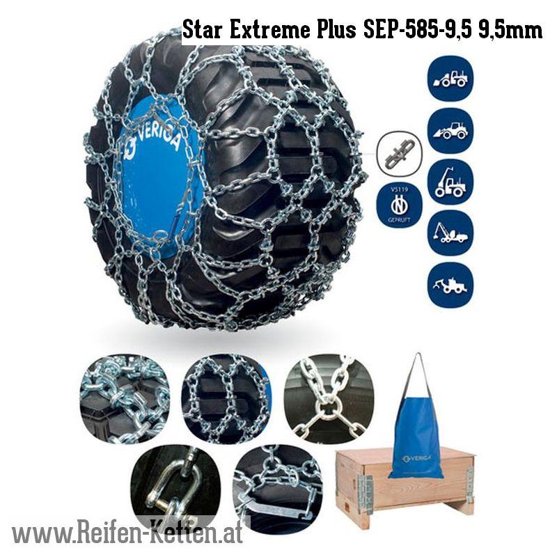 Veriga Star Extreme Plus SEP-585-9,5 9,5mm