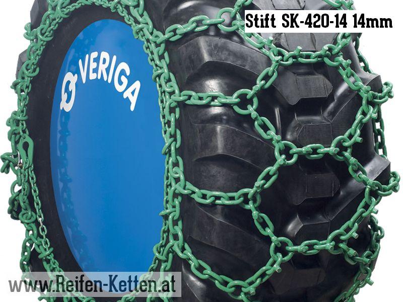 Veriga Stift SK-420-14 14mm
