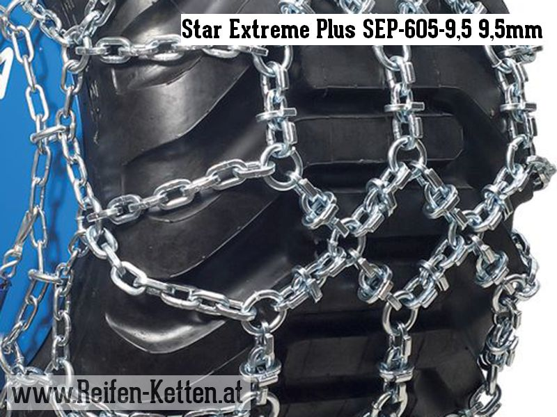 Veriga Star Extreme Plus SEP-605-9,5 9,5mm