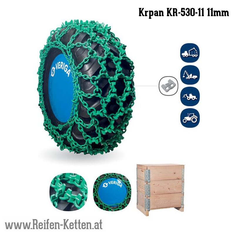 Veriga Krpan KR-530-11 11mm