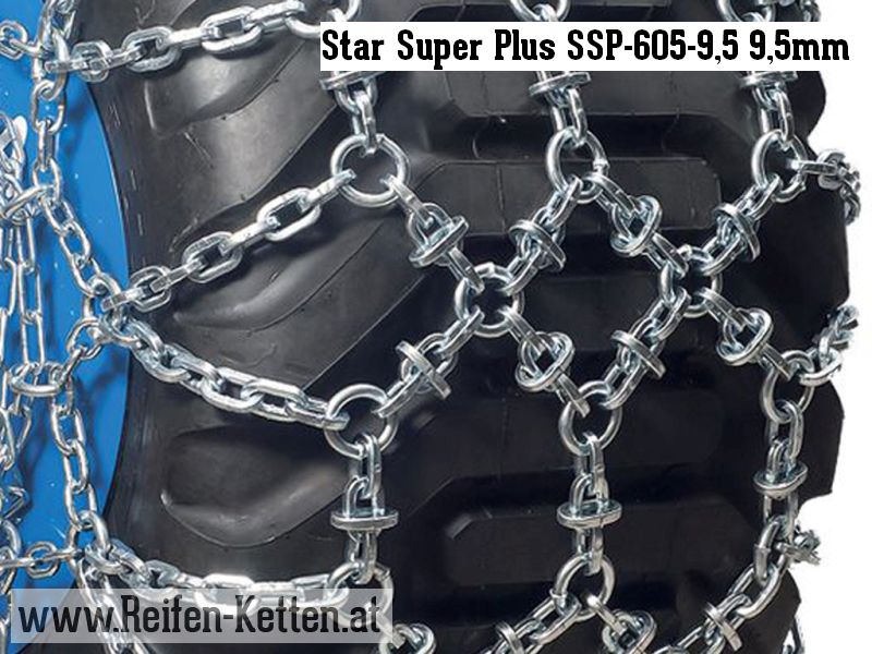Veriga Star Super Plus SSP-605-9,5 9,5mm
