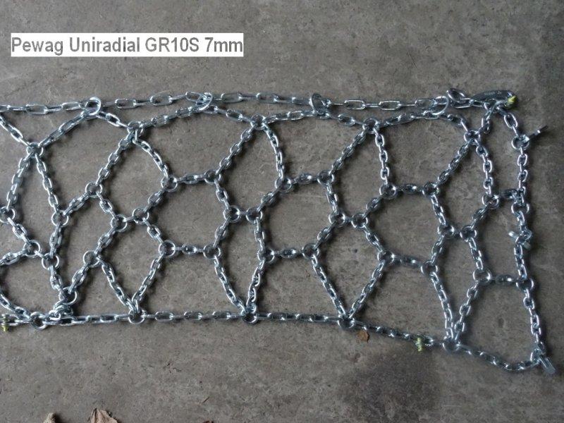 Pewag Pewag Uniradial GR10S 7mm
