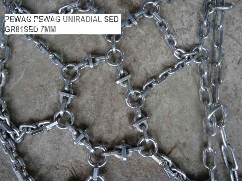 Pewag Pewag Uniradial SED GR81SED 7mm