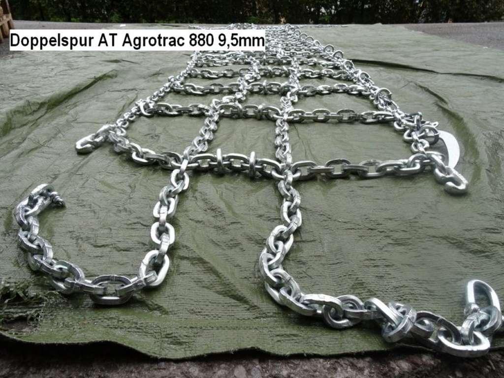 König Schneekette Doppelspur AT Agrotrac 880 9,5mm