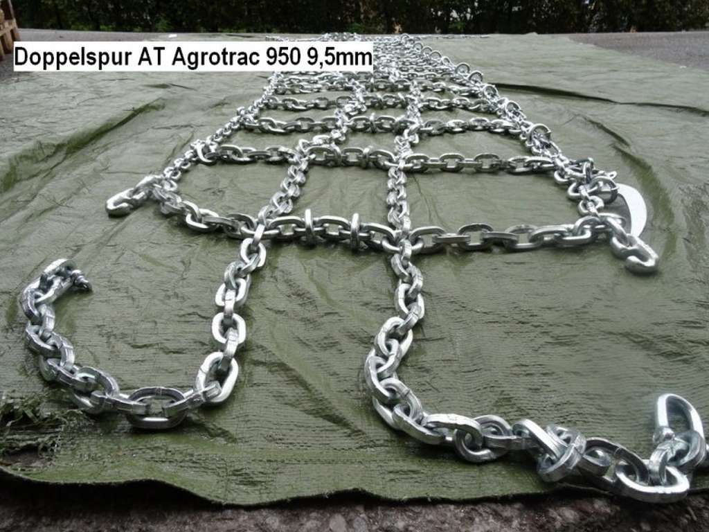 König Schneekette Doppelspur AT Agrotrac 950 9,5mm