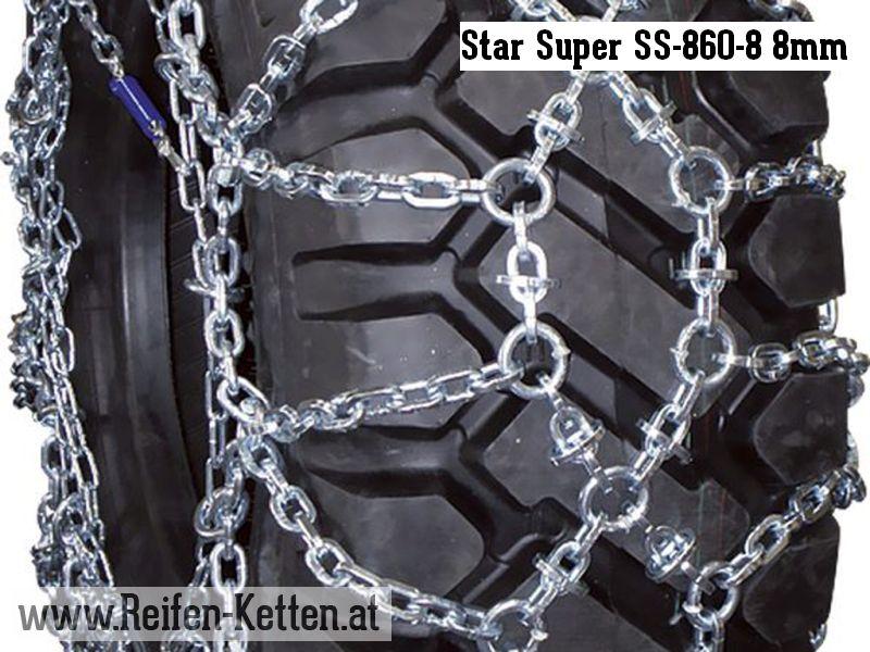 Veriga Star Super SS-860-8 8mm