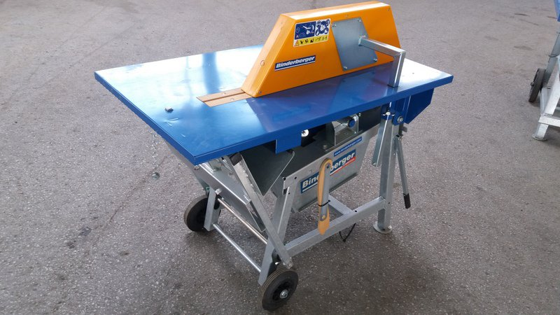 Binderberger TWS 600 E