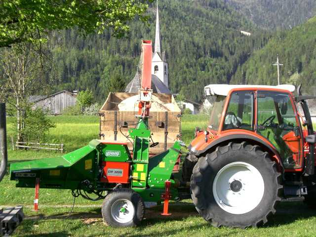 Green technik CIP 3200 PTO
