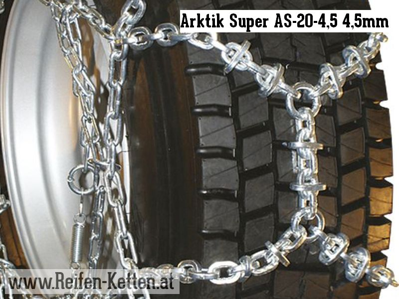 Veriga Arktik Super AS-20-4,5 4,5mm