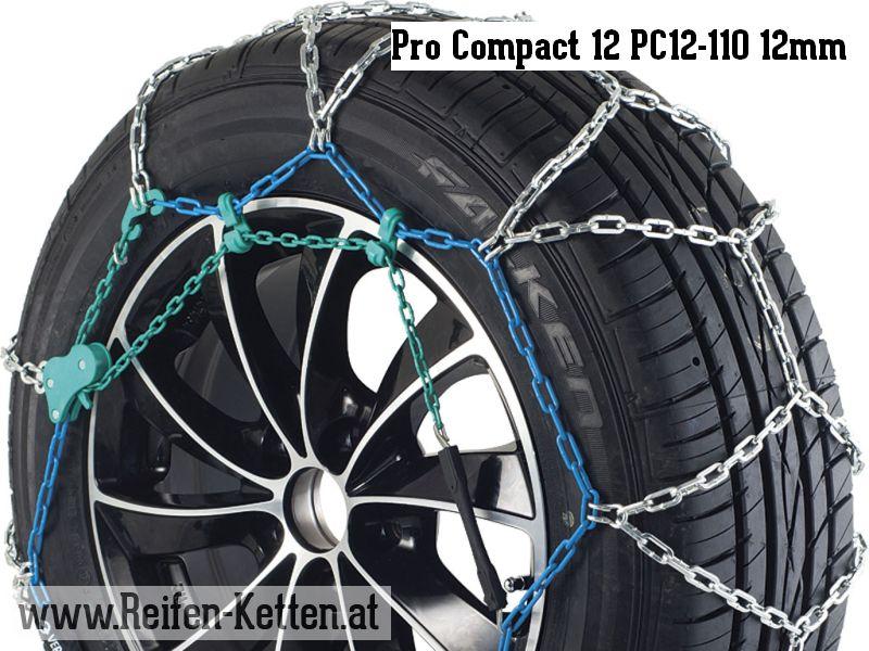 Veriga Pro Compact 12 PC12-110 12mm