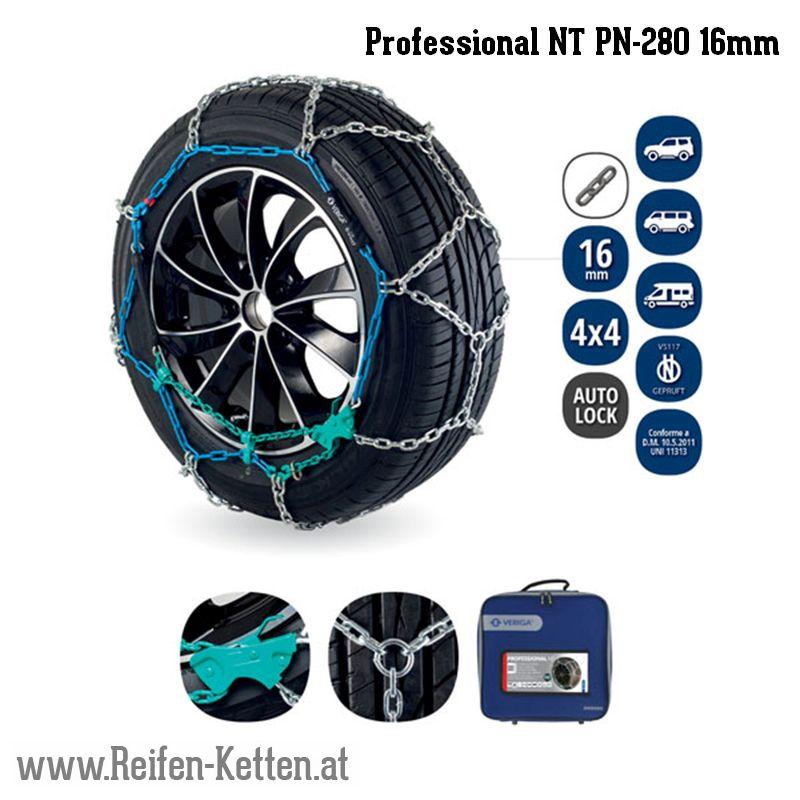 Veriga Professional NT PN-280 16mm