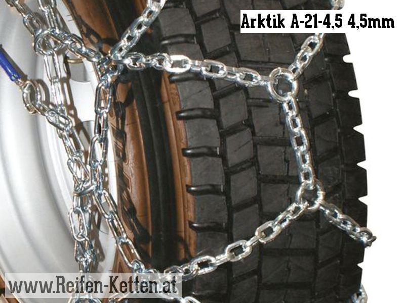 Veriga Arktik A-21-4,5 4,5mm