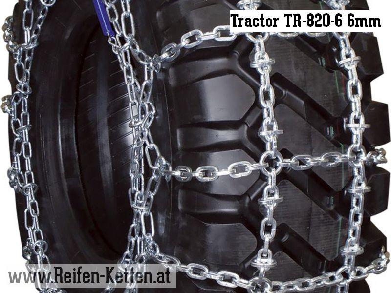 Veriga Tractor TR-820-6 6mm